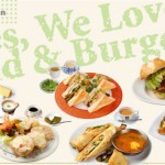 Yes! We Love Sand & Burger