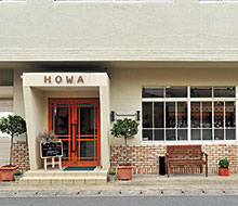 HONEY&CAFE HOWA ホーワ